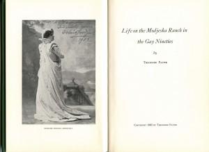 Modjeska book