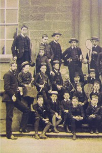 The Natural History Society, Ackworth School. Photo courtsey of Ackwoth Academy.